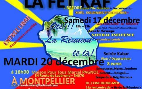 Fet'Kaf : Abolition de l'esclavage en île de la Réunion (974)
